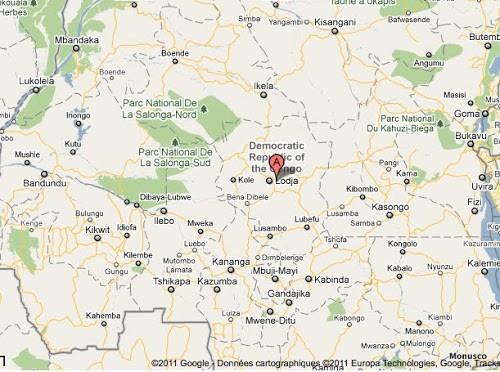 Sankuru : le candidat gouverneur Mukumadi a présenté son programme à Lusambo