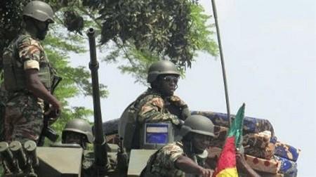 Tensions frontalières: L'armée camerounaise dénonce un projet de mur équato-guinéen