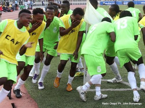 CAF- C2 : DCMP s'impose face au Stade Renard de Melong