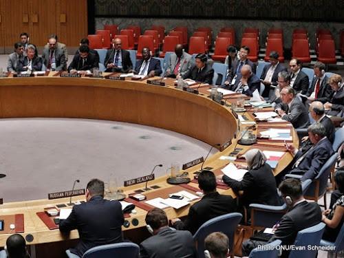 Ebola en RDC : le Conseil de sécurité de l'ONU « gravement préoccupé par la flambée du virus »
