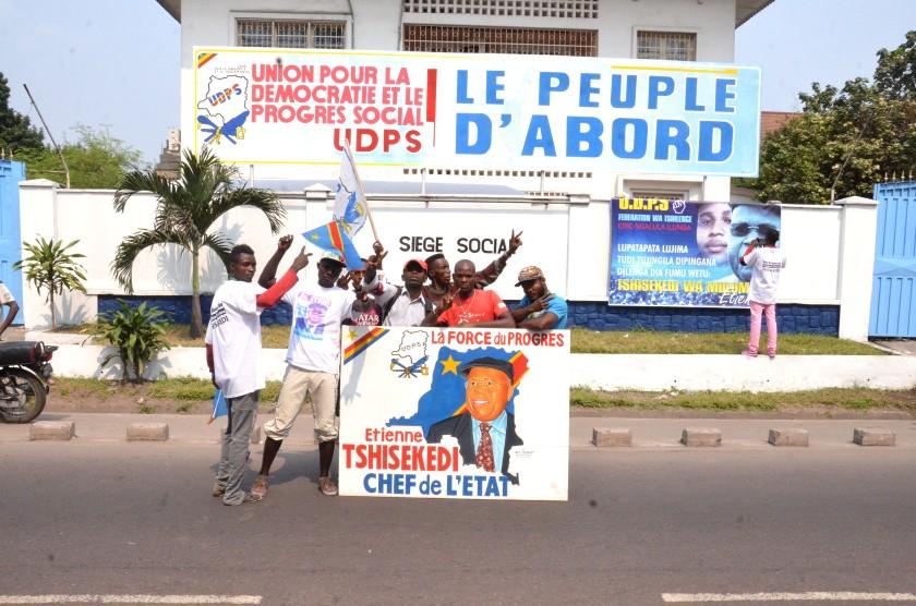 UDPS : Le peuple, le parti ou les copains d'abord