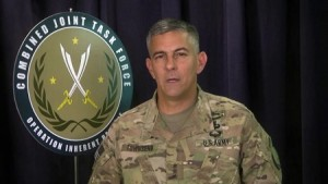 Le commandant américain de l'AFRICOM, le Général d'armée Stephen J. Townsend