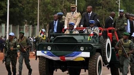 L'ultimatum centrafricain à Paris?