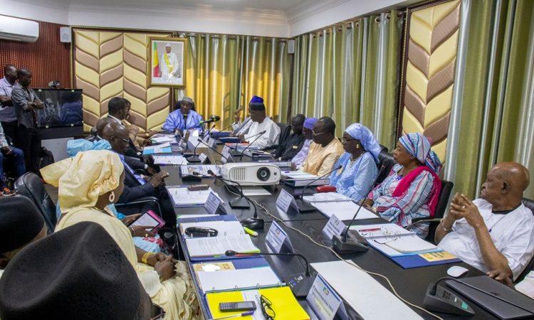 Ouverture des travaux de la 44ème session ordinaire du Conseil d'Administration de  l'ORTM