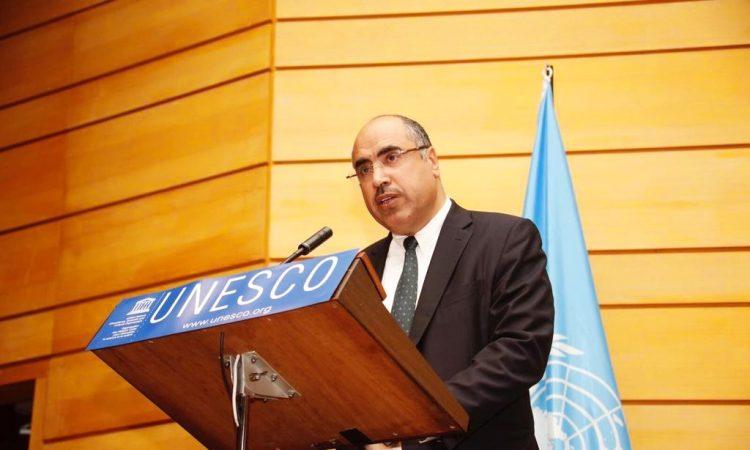 Entretien avec Monsieur Ibrahim ALBALAWI, Ambassadeur d'Arabie Saoudite à L'UNESCO