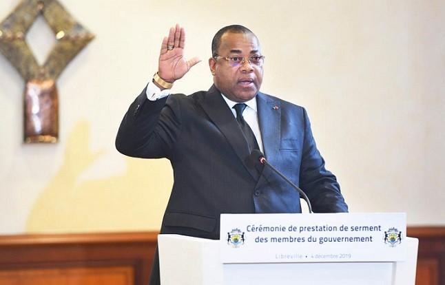 Gabon : Prestation de serment du 7ème gouvernement Julien NKOGHE BEKALE