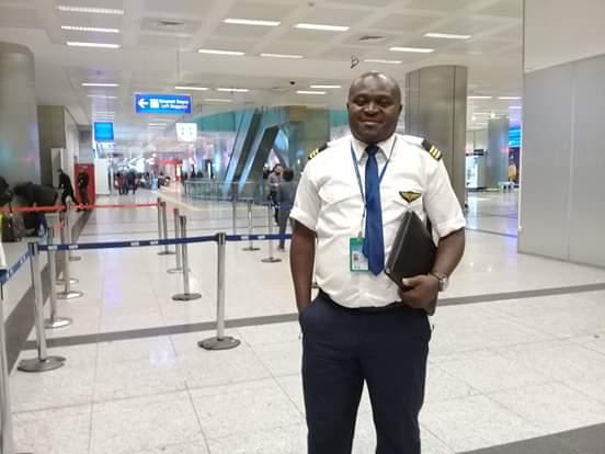 Aérien : Serge Olivier Nzikoue, Expert gabonais, formé par l'NTSB, Washington (USA)