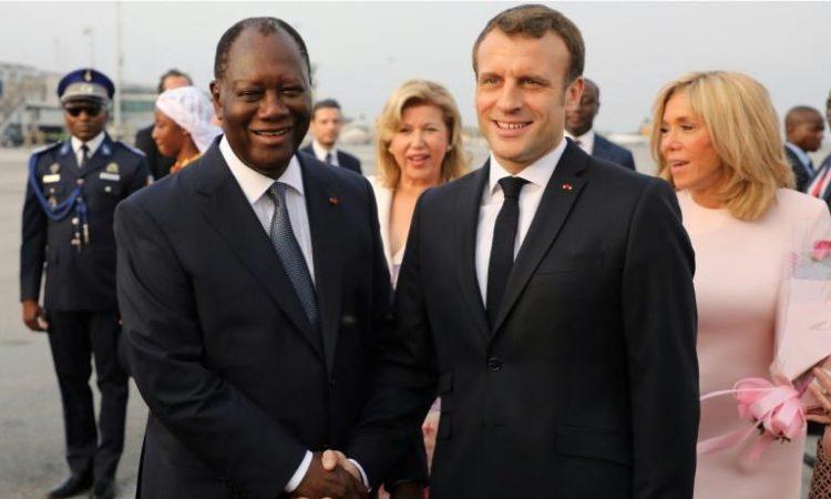 A Abidjan, Macron acte la fin du franc CFA, vestige de la Françafrique
