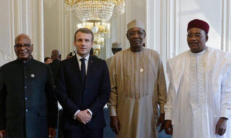 Conflit au Sahel: l'invitation de Macron à cinq présidents africains passe mal