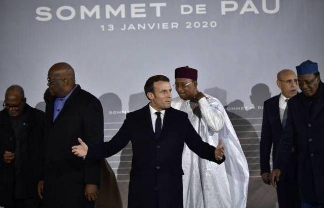 Macron dénonce des «puissances étrangères» alimentant le discours antifrançais au Sahel