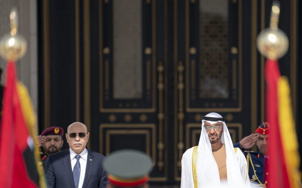 Les Emirats allouent 2 milliards de dollars à la Mauritanie
