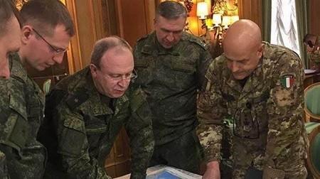 Italie : la Russie confirme une bio-attaque en cours!