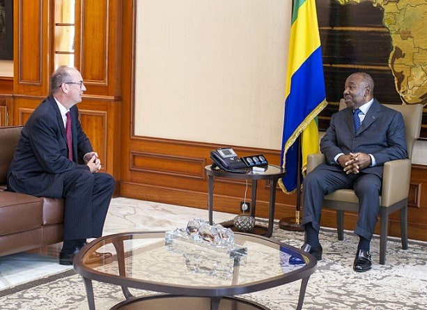 Diplomatie   Gabon & Russie : fin du mandat de l'Ambassadeur Dmitry Kourakov