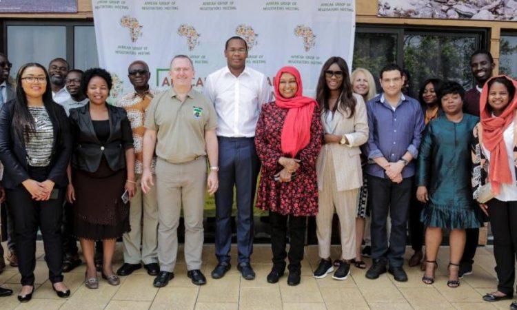 COP 26:L'Afrique adopte une position commune