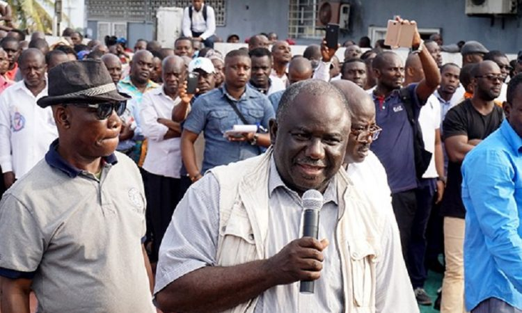 Gabon : Jean Rémy Yama, un vrai patriote