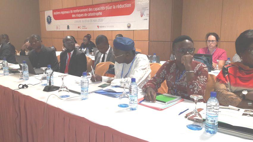 Lutte contre les catastrophes : La CEEAC sur les bancs à Libreville