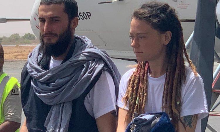 Deux otages enlevés au Burkina retrouvés vivants au Mali