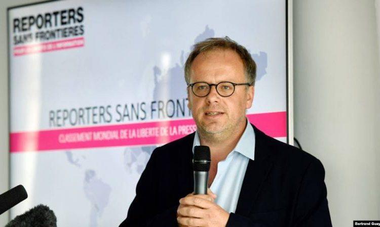 Coronavirus: RSF lance un «Observatoire 19» de la liberté de la presse