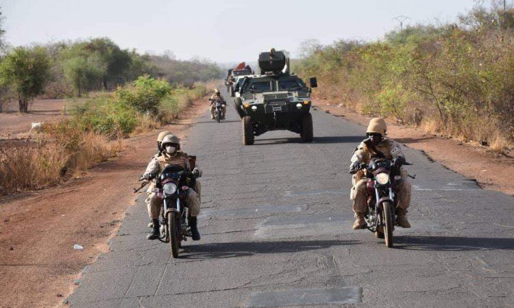 Burkina : 31 civils tués par les forces de l'ordre (Human Rights Watch)