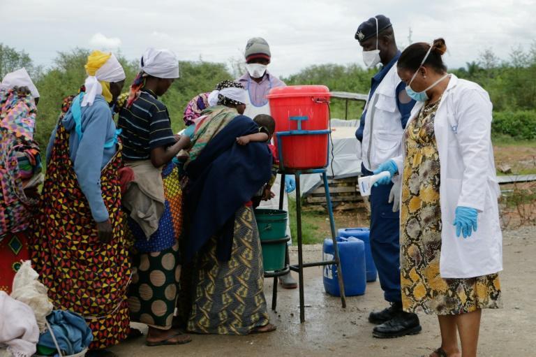 Dans l'Est de la RD Congo, le Covid-19 vient aggraver une longue liste de fléaux