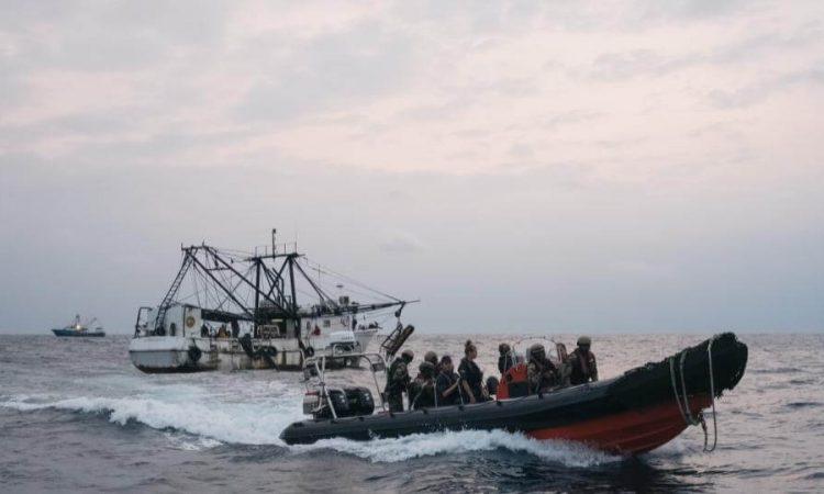 Attaques de pirates au large du Gabon: six marins kidnappés