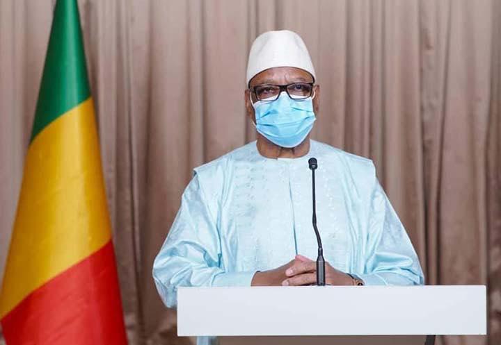 Message du président de la République, Ibrahim Boubacar Keita à l' occasion de l' Eid el Fitr