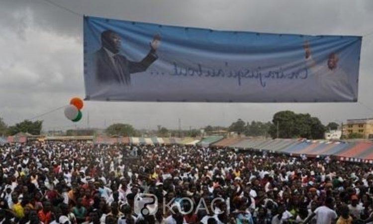 Côte d'Ivoire: le parti de Gbagbo lance une «opération inondation électorale»