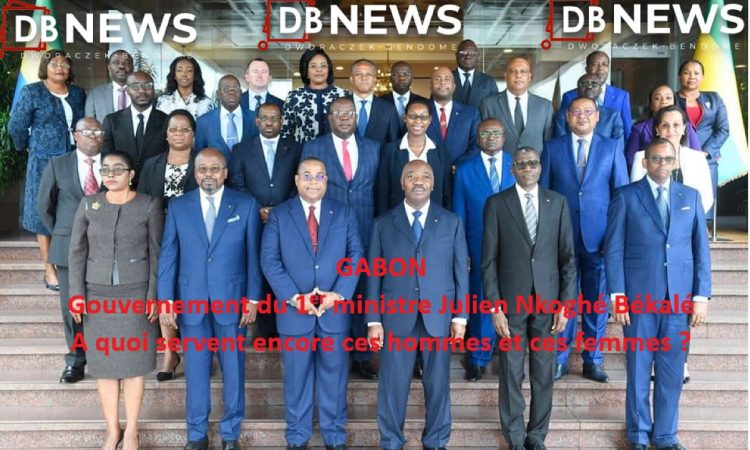 Chronique du Gabon | Contre le détournement de l'aide financière liée au Covid-19 et dédiée aux Gabonais : le ministre Francis Nkéa rentre dans la danse.
