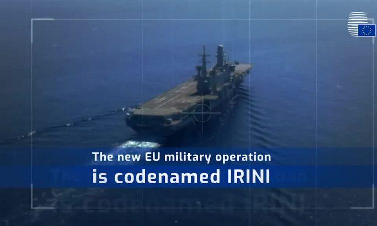 Libye: l'Europe tente de rassurer la Russie sur l'opération Irini