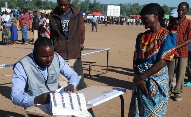 REPRISE DE LA PRESIDENTIELLE AU MALAWI
