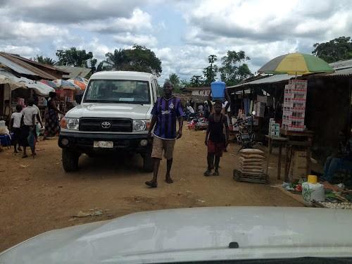 Ebola en RDC : poursuite d'une campagne de vaccination dans l'Equateur, avec l'aide de l'OMS