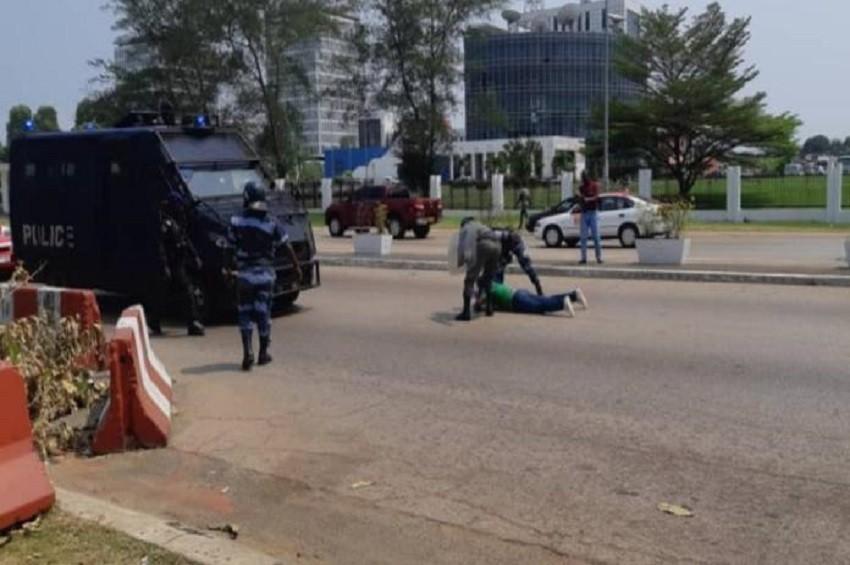 Gabon : Des manifestants anti-dépénalisation de l'homosexualité interpellés
