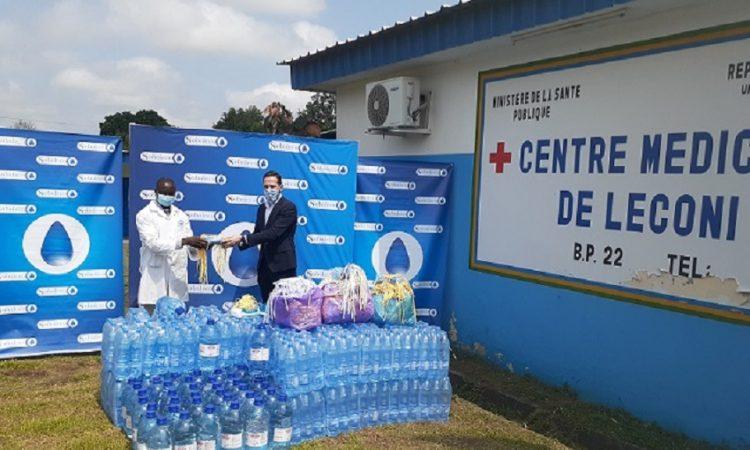 Gabon/Riposte contre le COVID-19:SOBOLECO apporte son soutien à Léconi