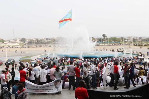 Kinshasa : le calme est revenu dans les environs du Palais du peuple