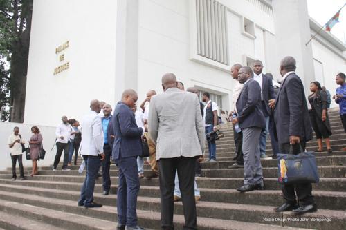 Mbandaka : les magistrats protestent contre la proposition des lois de réforme de la justice