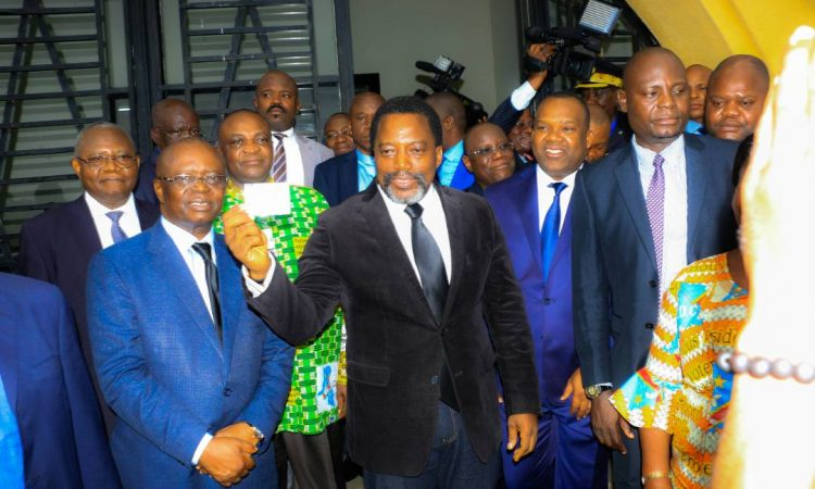 RDC : La présidentielle de 2023 déjà en danger