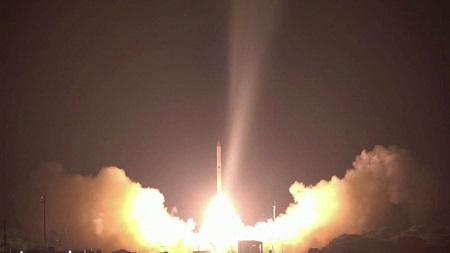 Israël a mis en orbite un nouveau satellite espion