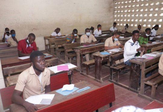 Baccalauréat 2020: 500 candidats à l'assaut des épreuves écrites à Niakara
