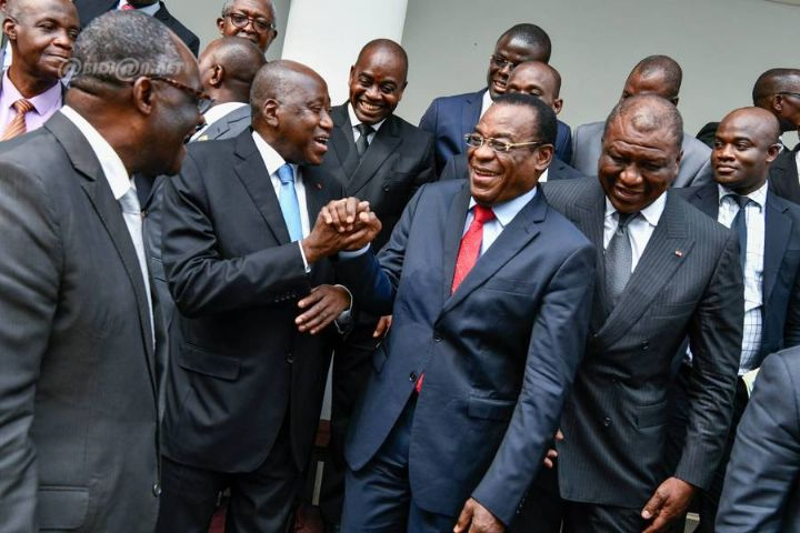 Décès du Premier ministre Amadou Gon Coulibaly: les condoléances du FPI au Président de la République et à la famille éplorée  (Déclaration)