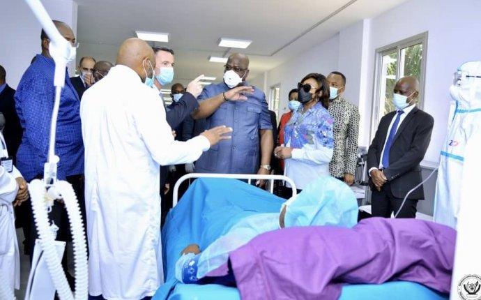 RDCongo: covid-19: le Congo s'en sort apparemment plutôt bien