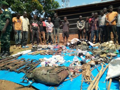 RDC : les notables de Beni appellent la justice internationale à enquêter sur les tueries de Beni et Djugu