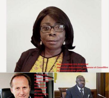 Chronique du Gabon : pourquoi tant de fébrilité après la déclaration du député Bruno Fuchs, a-t-il touché où ça fait mal?