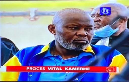 RDC: procès en appel de Vital Kamerhe renvoyé au 7 aout