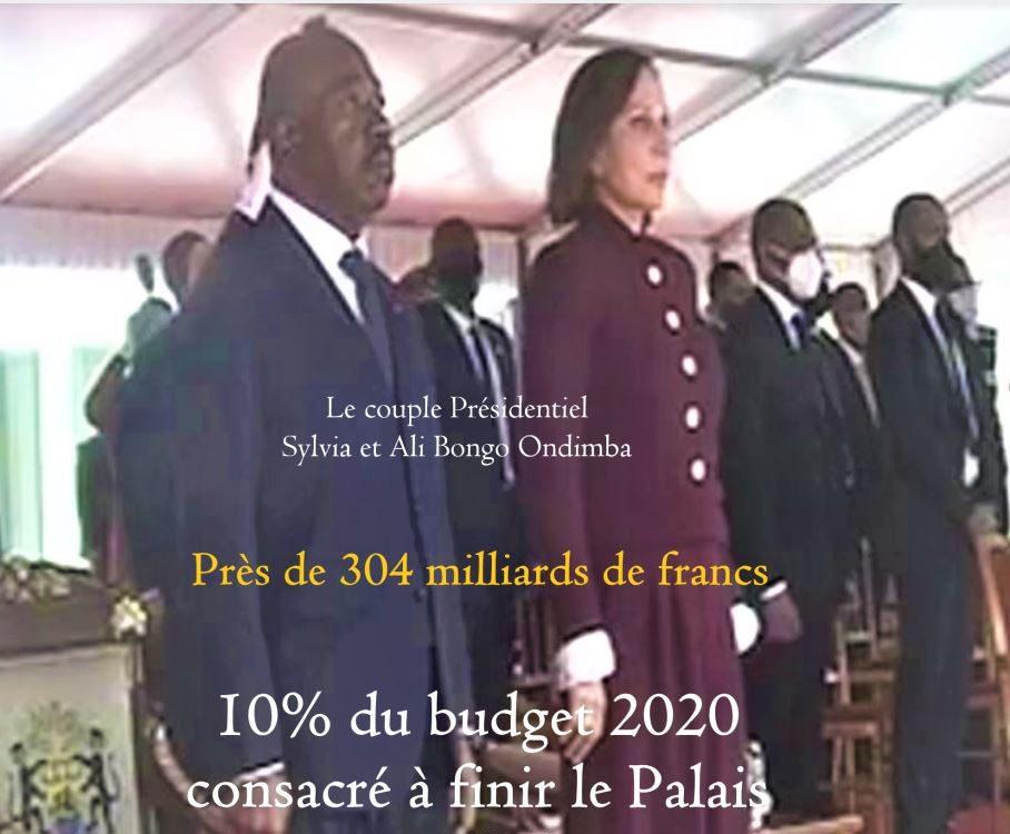 Chronique du Gabon : 10% du budget 2020 consacré à finir le Palais marocain d'Ali Bongo