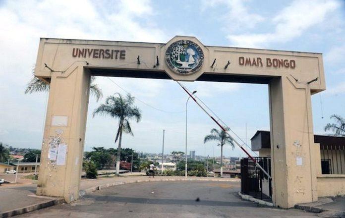Gabon : A l'Université Omar Bongo de Libreville, les travaux de rénovation ont démarré