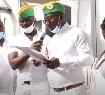 Cameroun –Diaspora : L'ASSOCIATION NDE PARIS FRANCE VIP INSTALLE SON NOUVEAU BUREAU PARISIEN