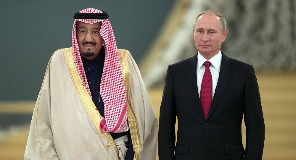 Arabie Saoudite : Echange téléphonique entre le roi Salman bin Abdulaziz Al Saud et Vladimir Poutine