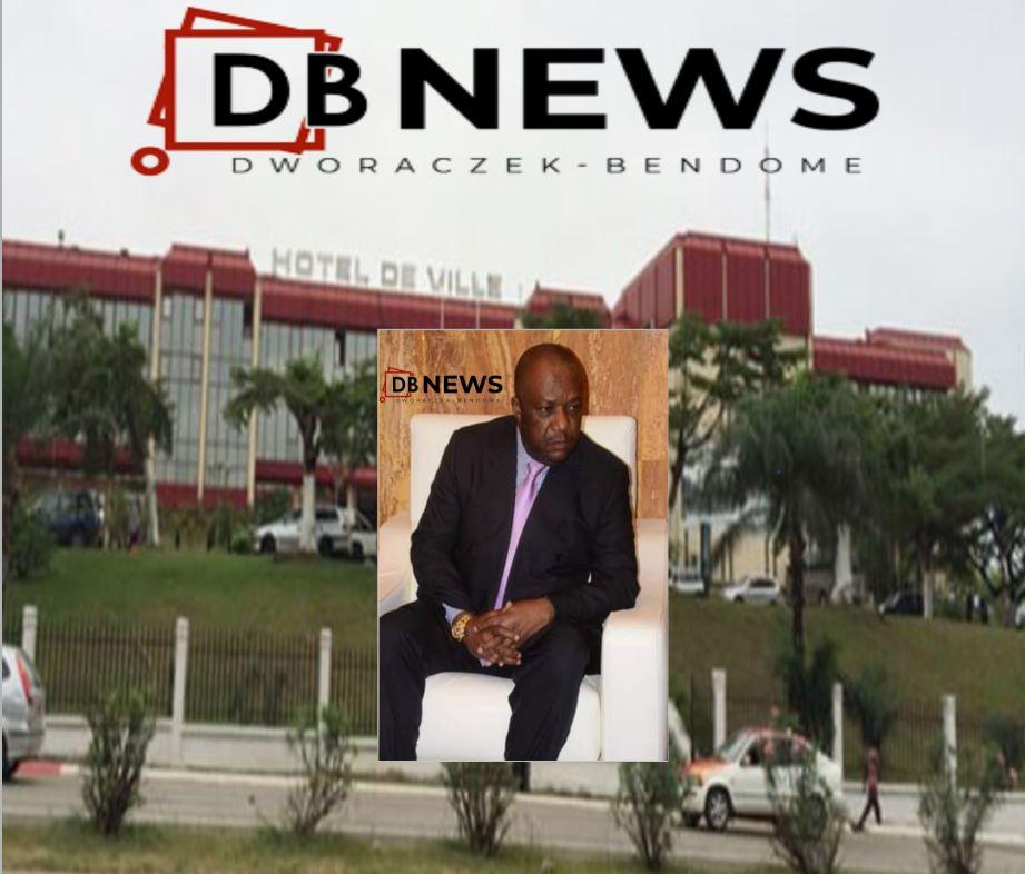 GABON : Libreville, Léandre Nzué, le premier Magistrat de la ville dans la tourmente