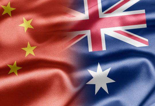MONDE : LES INVESTISSEMENTS DE LA CHINE EN AUSTRALIE PLONGENT
