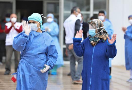 Covid-19 : Le Maroc enregistre son bilan de contamination le plus lourd avec 2488 cas